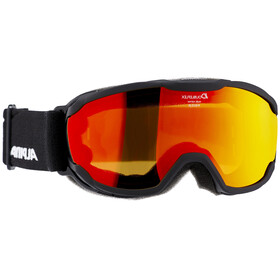 Alpina Pheos Jr. MM - Gafas de esquí Niños - S2 naranja/negro